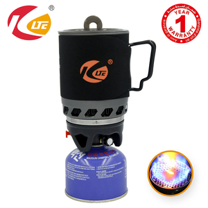 1100ml KLTE Outdoor Cooking System Portable Camping Gas Stove