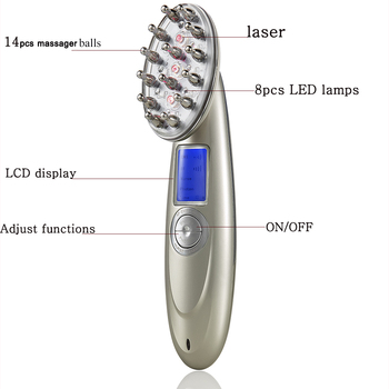 New technology Diode Laser Hair Regrowth for hair loss treatment laser hair comb Machine
