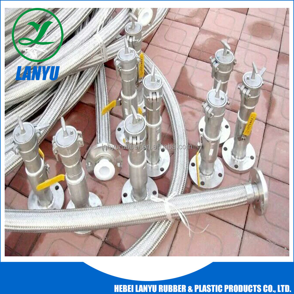 steel wire braid manufacturer high quality flexible metal hose