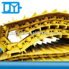 Bulldozer tracking shoe/tracking pad/tracking plate
