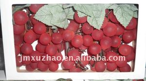 100 Count Red Color Grape lights