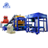 automatic block making machine QT5-15 auto concrete cement block making machine