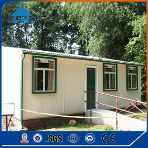 New Premium Light Steel Frame Sandwich Panel Prefabricated House