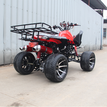 Side By Side Atv >> 4x4 Atv Four Wheel Motorcycle 50cc Side By Side Atv 6 Wheel Atv
