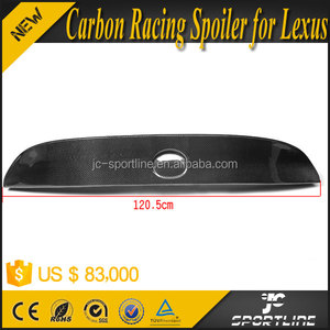 Wald Style Carbon Racing Rear Spoiler for Lexus IS-F IS250 IS350 2013UP