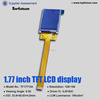 1.77 inch tft lcd module resistive touch screen panel, LED backlight,128X160