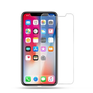 China Factory Manufacturer Tempered Glass Screen Protector For iPhone X Smartphone Film Glass