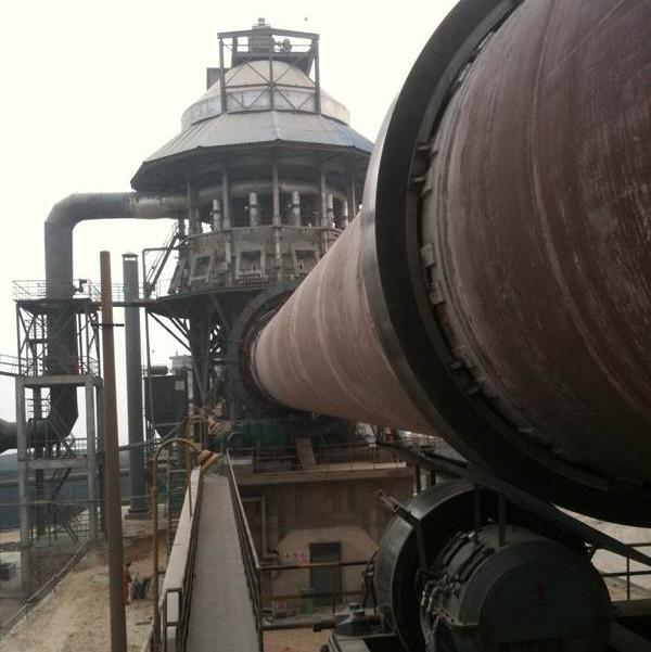 Best Price Rotary Kiln for Cement / Lime / Limestone Plant