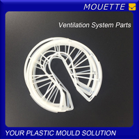 OEM Plastic parts and mold for philippines ventilation fan floor