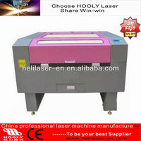 Boling Supply HL-1610E laser engraving machine engraving rubber stamp