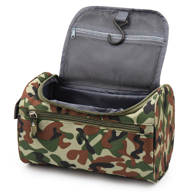 Multifunction mens hanging tloletry travel bag waterproof toiletry bag