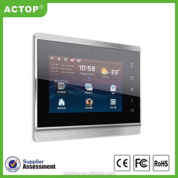Ip/tcp Video Remote Intercom System For Multiple Apartment ...