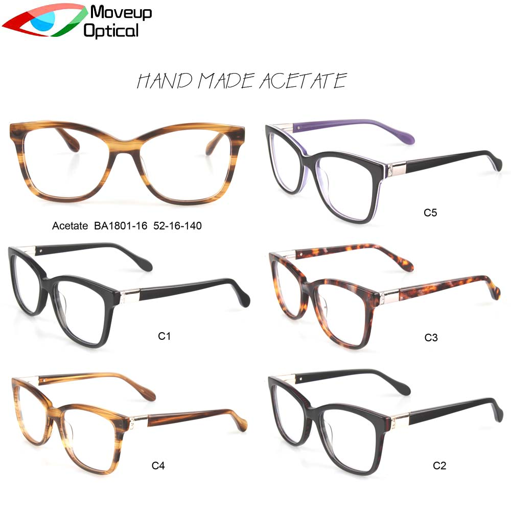 c276ebb87f Moveup Optical acetate optical frame special designer for optical frames  wholesale round shape eyeglasses frames