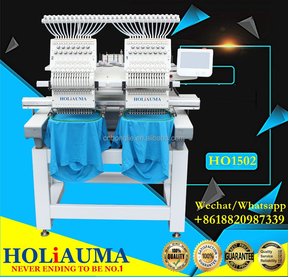 2 Head T-shirt /cap/garment Aari Embroidery Machine Melco Happy Embroidery  Machine Price - Buy Aari Embroidery Machine,Happy Embroidery Machine,Happy