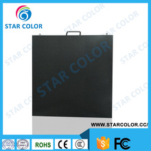 stage/live events/advertising high quality china hd p5 outdoor led display screen die-casting Aluminum cabinet