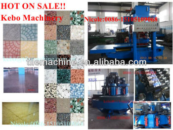 Low Price Terrazzo Floor Tile Production Machine