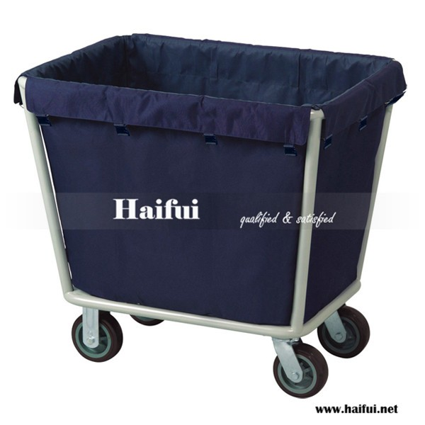 Hotel Trolley Laundry Cart