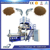 Dry floating fish feed making machine for salmon tilapia catfish food