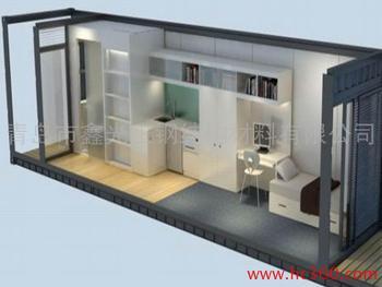 CANAM  Pre Built Houses Prefab Kit Homes,well Designed Pre Made House
