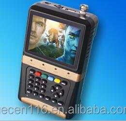 Digital Satellite Finder & Dvb-t Signal Finder Sf-3000 - Buy Digital  Satellite Finder Meter,Satellite Signal Finder Meter,Sf3000 Digital  Satellite
