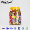 HACCP Round Jar Fruit Pudding Jelly