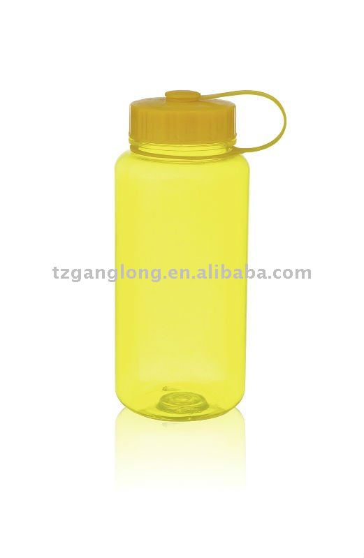 promotional plastic water bottle sports water bottle with 1000 ML
