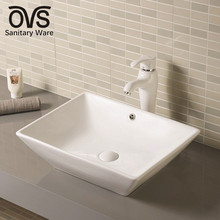 Ceramic Basin Direct From Foshan OVS Sanitary Ware Co