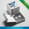 mini headphone packaging paper box with magnetic closure