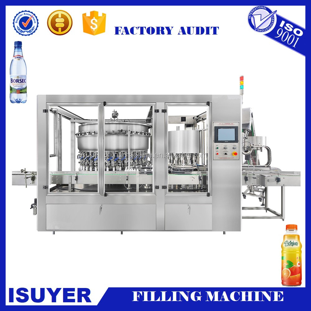 Hot Sale Aseptic Juice Filling Machine/Small Scale Juice Filling Machine/ Packing And Filling Machine