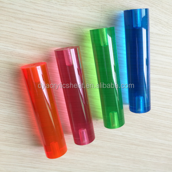3mm acrylic rods colored fiberglass rod variety kind free sample