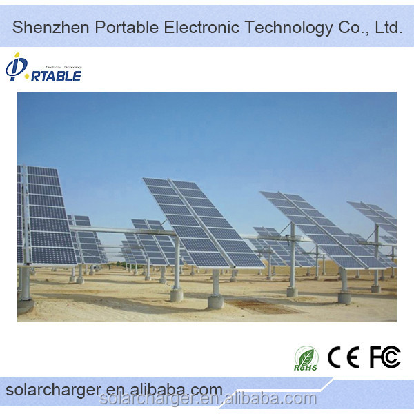 high euphotic rate and mechanical strength 10000W solar lighting home system