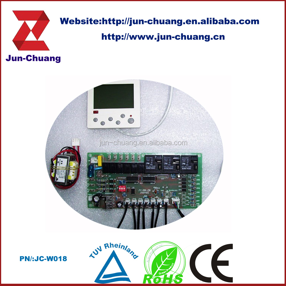 CE/UL Approved Energy Save Thermostat Water Heater pcb circuit