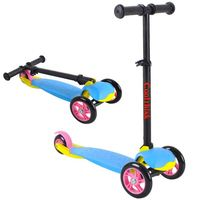 Most Popular Low Price Funny Led Wheels Pretty Kids Pro Kick Scooters