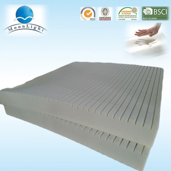 China Supplier Memory Foam Travel Mattress Topper Made In