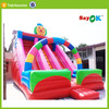 wholesale EN14960 cheap bouncer bed 5 in 1 combo inflatable bouncy bouncing castle air blower price with slide