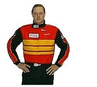 Indy 1 Piece SFI-5 Nomex with light weight Kevlar Liner driver suit