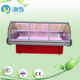 New style deli serve over refrigerator cabinet for supermarket