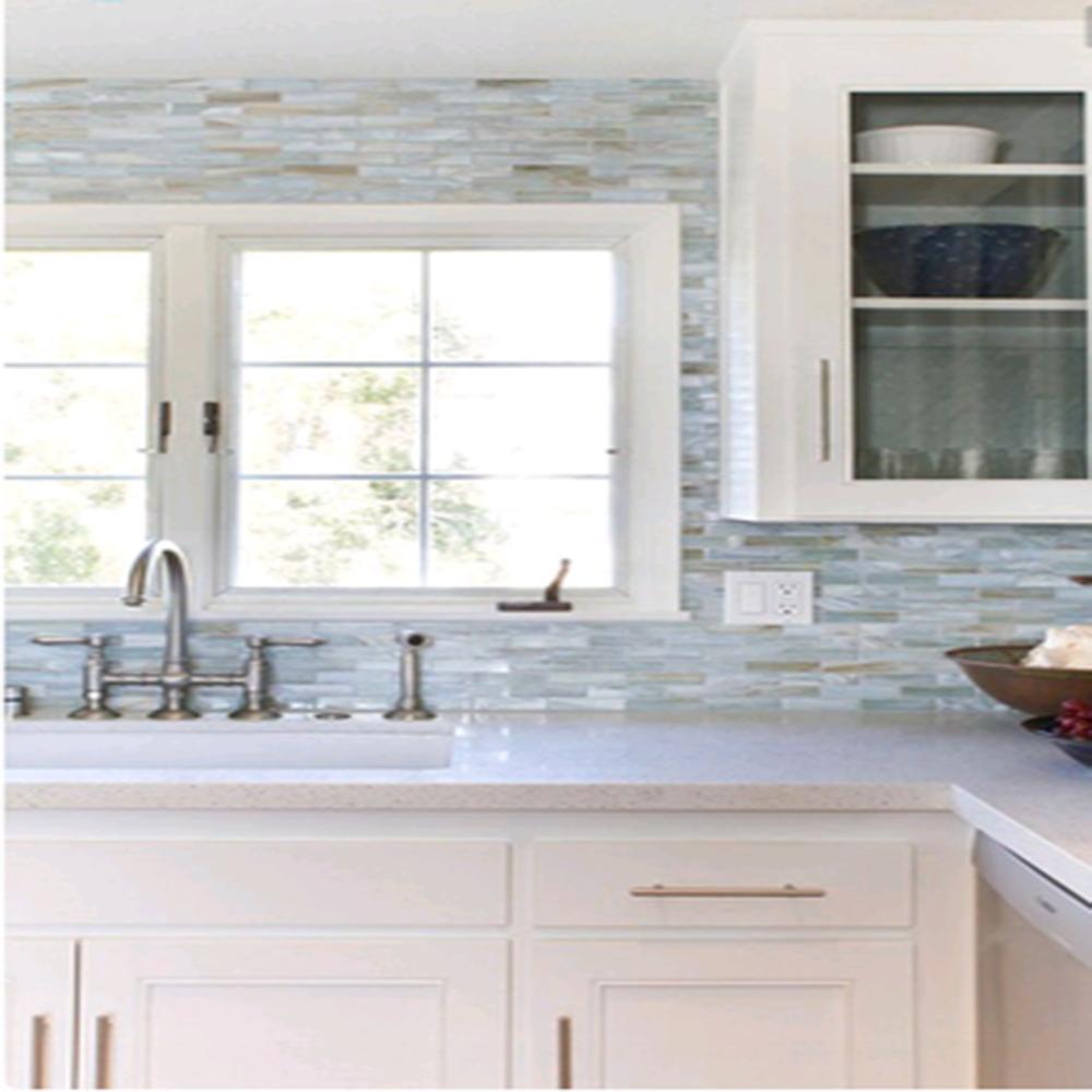 Peel en sticker wandtegel, mozaïek, decor voor home, keuken ...