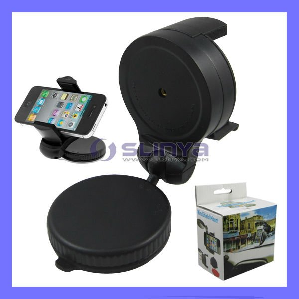 Windscreen Dashboard Holder 360 Rotation Universal Car Mount Mobile Holder