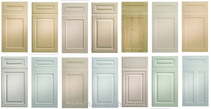 kitchen laminate mdf white melamine kitchen cabinet door
