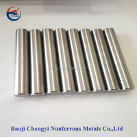 Molybdenum supplier high quality 99.95% polished molybdenum rod bar with reasonable price