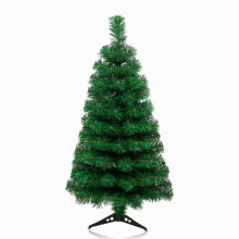2018 PE&PVC 7feet Artificial Christmas Tree with Decorative berry
