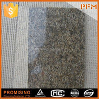 well polished natural wholesale granite shandong rusty yellow