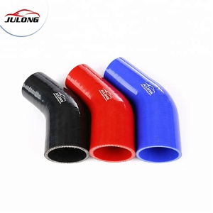 Heat resistance turbo to intercooler hose silicone rubber hose