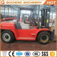 YTO 8 ton Hydraulic Diesel Forklift CPCD80