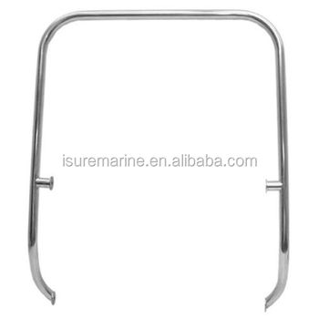 Stainless Steel Boat Console Hand Rail Buy Steel Stair Hand Railing Exterior Hand Railings Boat Console Hand Rail Product On Alibaba Com
