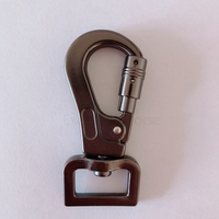 25mm Nickel Plated Swivel Snap Hook
