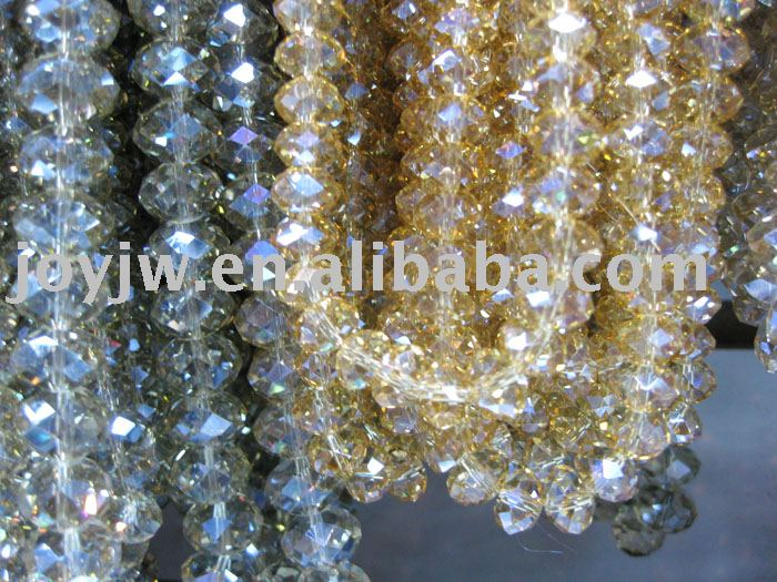angelic crystal beads