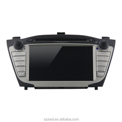 2-din Android 7.1 Car Radio Stereo GPS for HYUNDAI TUCPON IX35/TUCPON IX Audio DVD Player