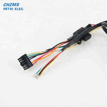 chzms wholesale japanese used returned home appliances single wiring harness